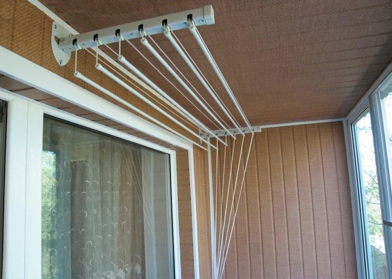 Сушилка настенная гармошка на балкон отзывы.